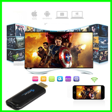 Ezcast 5G Dual wifi Android TV Stick Miracast Airplay Dongle 1080P Mini PC Better than Google Chromecast 2 Generation