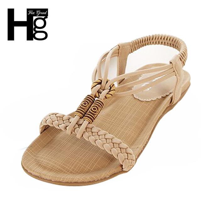 Пляж чехия женщины сандалии с открытым носком пересечь ремень женский женская обувь ...