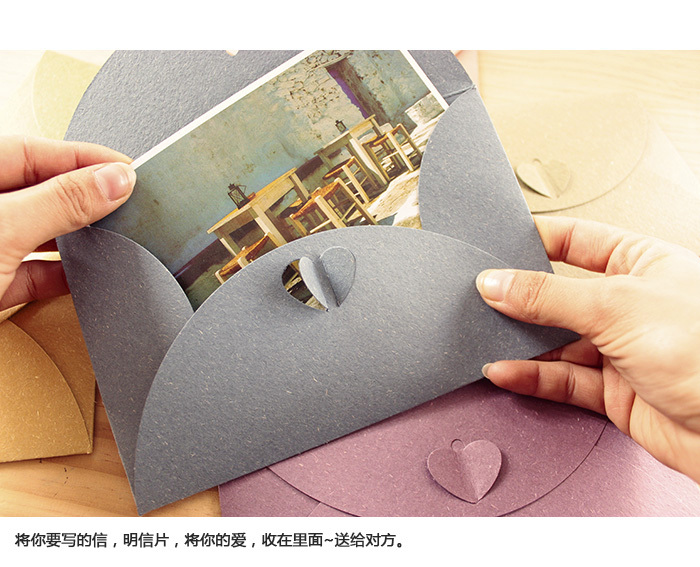 Как сделать конверты из бумаги для фото