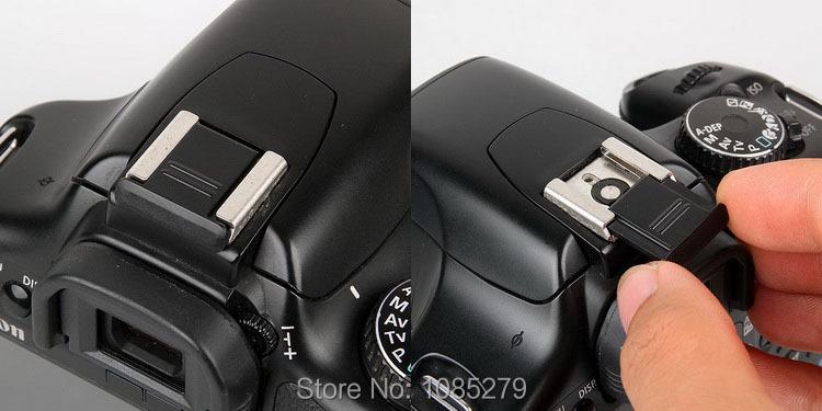 SHOOT(TM) Flash Cover Hot Shoe Cap Protector Canon Nikon Pentax Leica DSLR SLR Camera - Tadpoles Electronic Co., Ltd. store