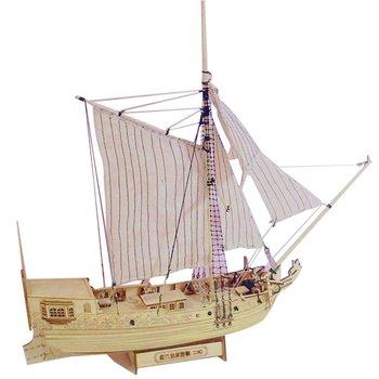 DIY model kit wooden ship model