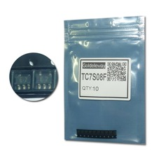 1 Integrated Circuit Logic ICs AND gate TC7S08F SOT-153/SMV marking E2 - Goldeleway smart orders store