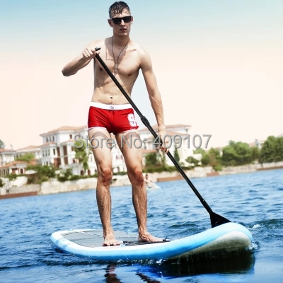 Very Good Inflatable Surfboards Kayak Boat Stand Up Paddle Surfing Board Pranchas De Surf Standup Paddleboard Water Sports(China (Mainland))