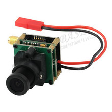 5.8GHz 200MW Mini FPV Camera 700TVL Sony Transmission Transmitter TX Integrated for Quadcopter Helicopter QAV250 ect.