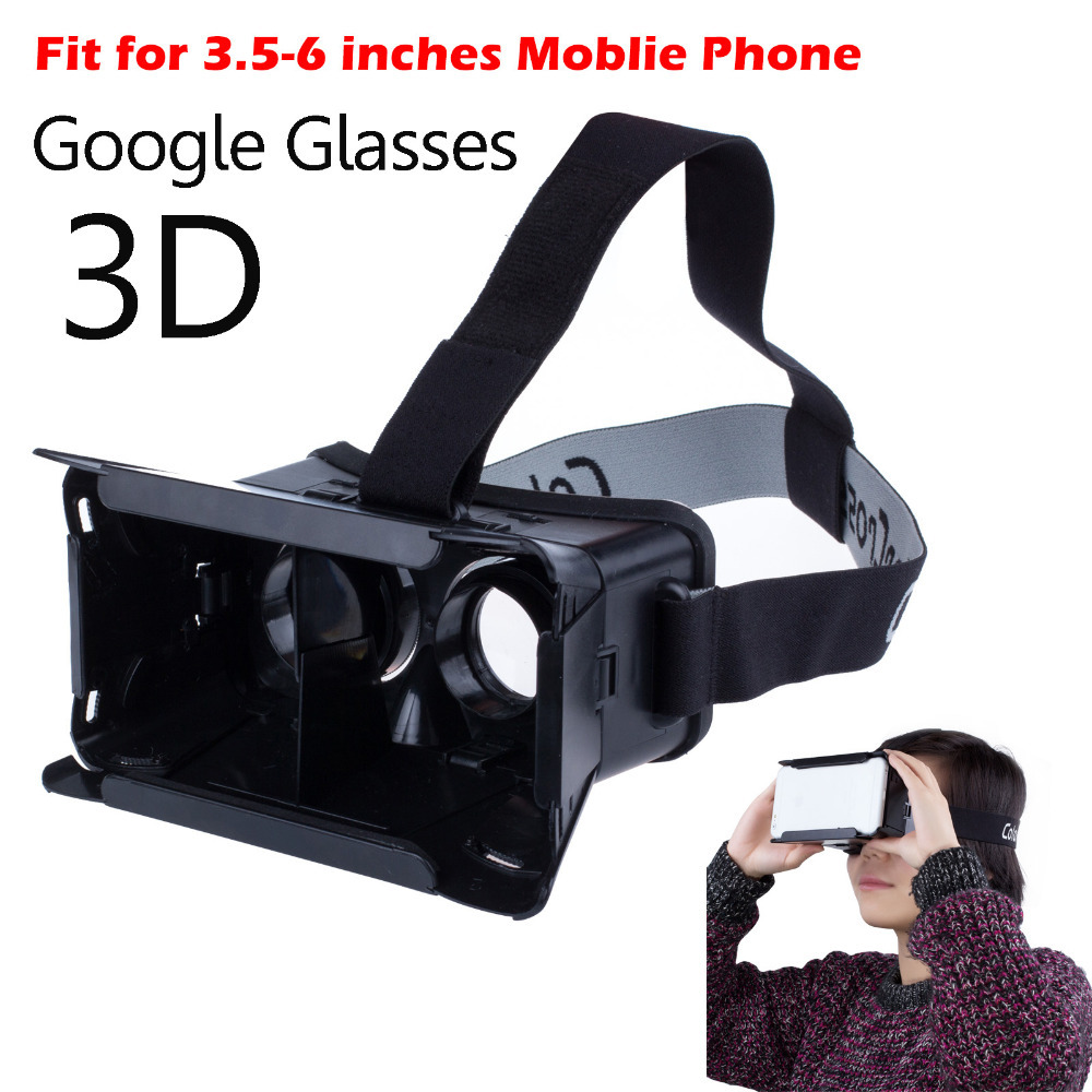 3D-очки Lemontop 3D Google gafas okulary iPhone 5/5s/6/6 Samsung 3D Vr 3D google glasses 3d очки oem 3d vr 5 5 3d 3d 3d vr glasses