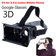 New 3D Google Glasses gafas okulary for iPhone 5/5s/6/6 plus Samsung 3D films Video Cardboard rift Vr virtual reality Glass(China (Mainland))