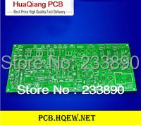 1-2 Layers fr4 PCB Production Manufacturer Prototype,pcb Board, pcb manufacturing service