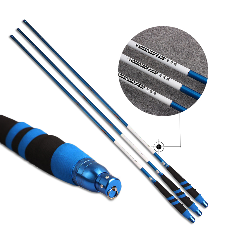 New Carp Rod 3.6 m-7.2 m Streams Pole Telescopic Fishing Rods Hand Rod Ultra-light Professional Fishing Tackle
