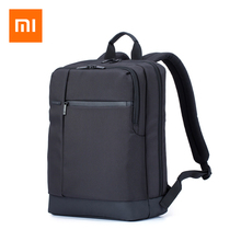Buy Original Xiaomi Mi Backpack Classic Business Backpacks 17L Capacity Students Laptop Bag Men Women Bags 15-inch Laptop Black for $32.10 in AliExpress store