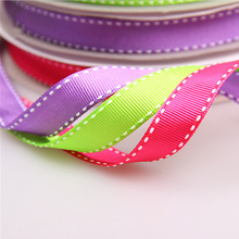 1.5cm Double-sided dancing line ribbed belt Webbing/twill cotton tape/Polyester webbing/(China (Mainland))