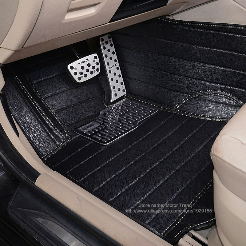 Customized floor mats specially Mercedes Benz C117 W211 w212 W176 W204 W205 CLA180 CLA200 weather car styling rugs liner  -  Motor Trend store