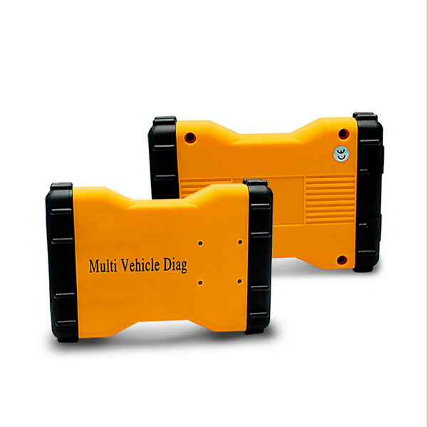 DHLFree ship! Newest Brand MVD Multi-Vehicle Diag Car Truck Diagnostic Tool Free Active LED 3 IN1 New VCI(China (Mainland))