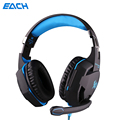 KOTION EACH G2100 Gaming Gamer Headset Headphone Headphones Earphone With Microphone LED Noise Canceling for Computer