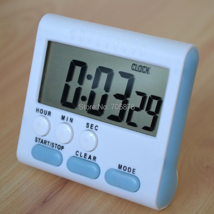 buy digital timer 24hours digital kitchen timer counter cloc. Black Bedroom Furniture Sets. Home Design Ideas