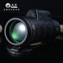 De calidad superior BAK4 telescopio monocular HD infrarrojo telescopio monocular