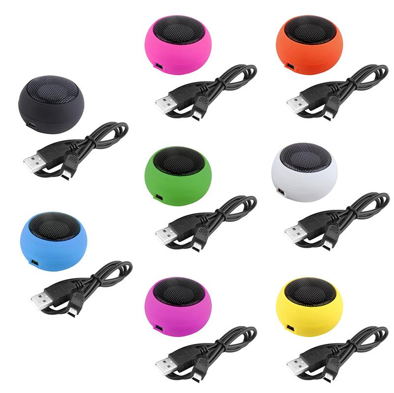 Гаджет  2015 7 colors Mini Portable Hamburger Speaker Amplifier For Laptop iPhone Ipod Brand Design Tablet PC Gift Speakers Free N735 None Бытовая электроника
