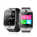 2016 New Fashion Smartwatch GV18 Support SIM Card Bluetooth Smart Watch for Apple IPhone Samsung Android