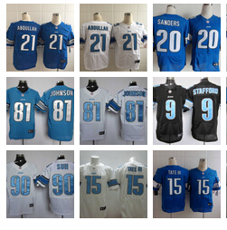 Wholesale Detroit Lions Ameer Abdullah Jerseys
