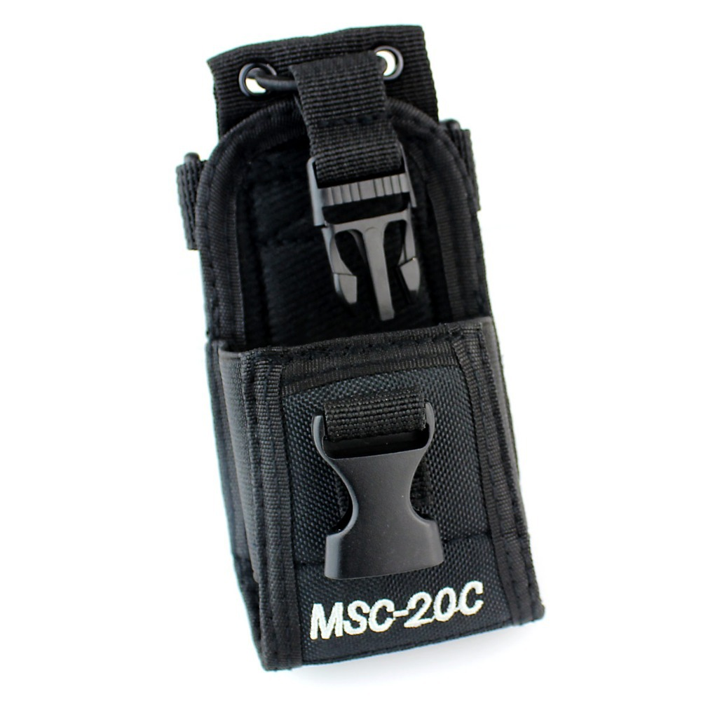 10pcs XQF MSC-20C Multi-function Radio Case Holder for H777 BF-666S/777S/888S for Kenwood/Yaesu/Icom/Motorola GP388+328 J4000A(China (Mainland))