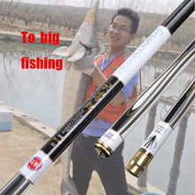 Buy Get 29 KG Big Fishing High Carbon Taiwan Telescopic Fishing Rod Power Hand Pole Ultra-light Super-hard Fishing Tackle for $199.00 in AliExpress store