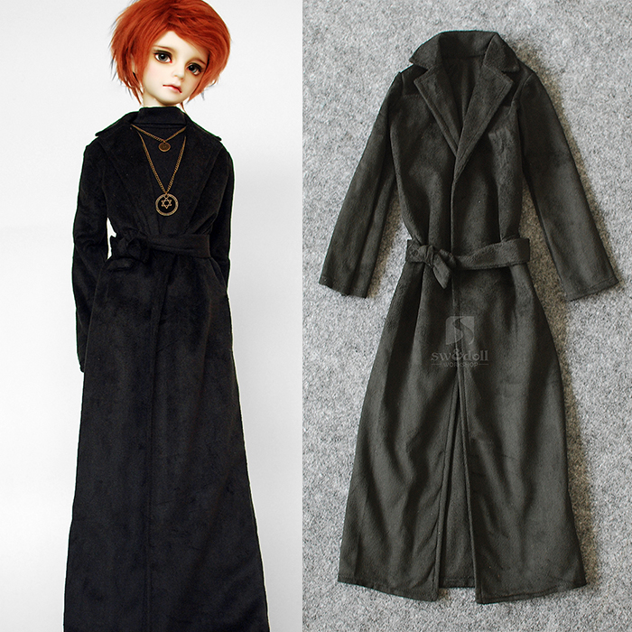1/3 1/4 scale BJD coat for doll BJD/SD Accessories doll clothes only sell coat,not include doll and other accessories,A15A1980<br><br>Aliexpress