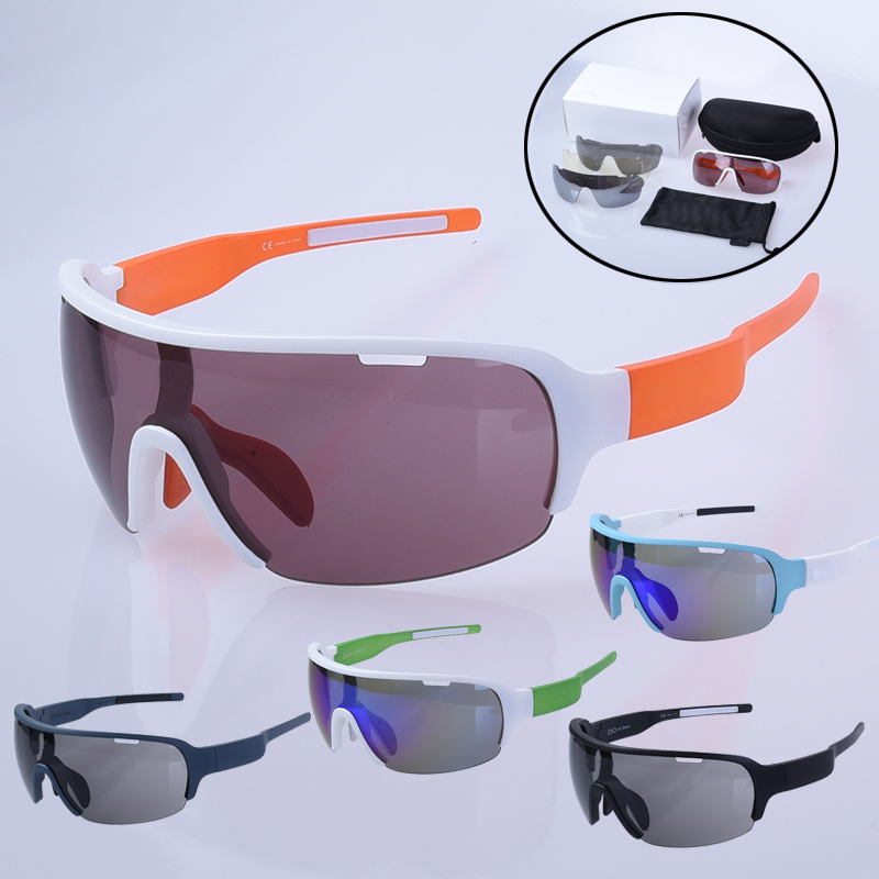 DO BLADE bike bicycle Polarized Sunglasses Anti-fog professional cycling velo Glasses Outdoor sports Goggles 4lens 5colors(China (Mainland))