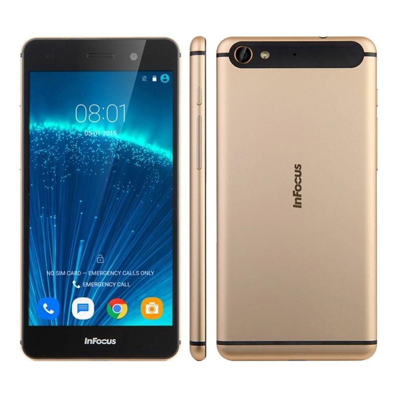Infocus M560 Smartphone 2GB ROM 16GB ROM 5.2 inch 1920 x 1080 pixels Android 5.1 MT6753 Octa Core 1.3GHZ Dual SIM 4G 13MP