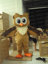 lovely bird owl mascot costume halloween costumes party costume dinosaurs fancy dress christmas kids gift surprise