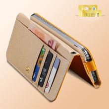 Чехол кожа, ретро Universal женщины мужчины бумажник для iPhone 4 4S 5S 5 6 6 S для Samsung Galaxy S6 / Edge S5 S4 S3 Mini для HTC M7 M8