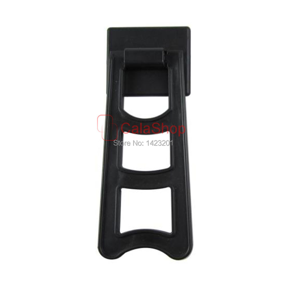 10 Pcs / Lot 104mm Plastic Ladder Shape Picture Frame Painting Hangers Photo Supplies Accessories Advertising Holding(China (Mainland))