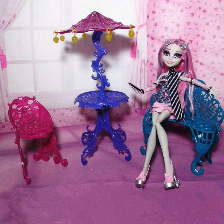 Игрушки для кукол монстер хай своими руками
