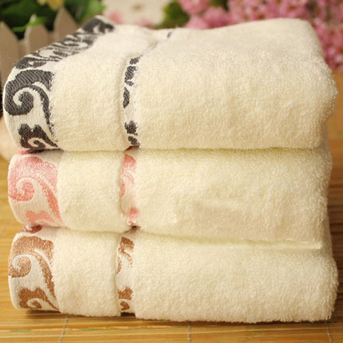 Free Shipping 2015 New 1 pcs Fast Drying Travel Beauty Gym Camping Sports Towels for Adults Embroidery Luxury Towel Set(China (Mainland))