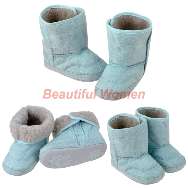 2014 New Children shoes Winter Boots Baby Snow Boot Antislip Warm Shoes Booties Baby pre-walker Drop shipping 19397 3F(China (Mainland))