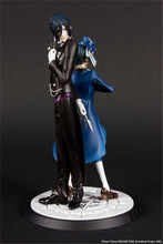 Black Butler 2pcs Ciel Phantomhive Sebastian Michaelis Anime Figure Set NO Box 5281