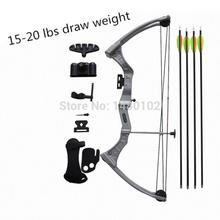 hunting Compound bow compound bow kit youth bow for for shooting with arrow set
