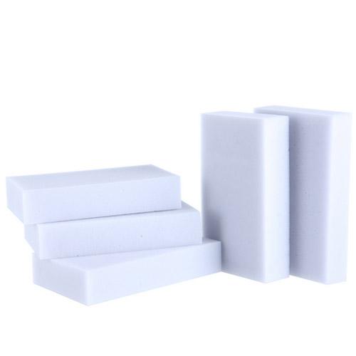 50pcs/lot Cleaner Eraser 100x60x20mm kitchen home tools Melamine Cleaner Multi-functional Sponge Cleaning white Magic Sponge (China (Mainland))