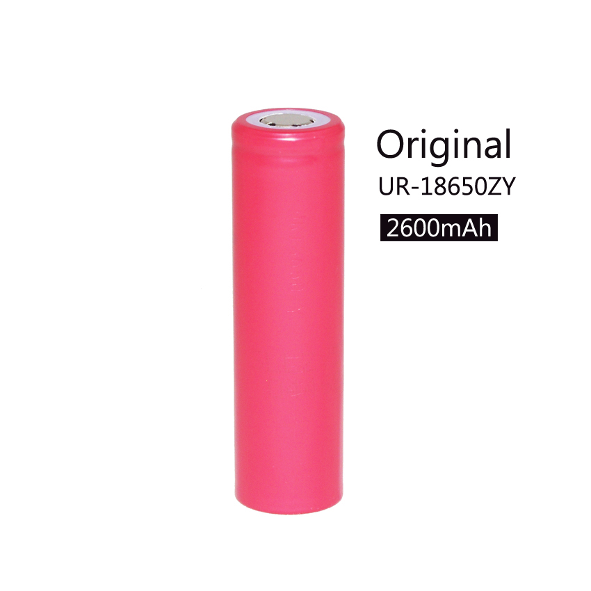 New 1PCS/lot 100% Original Sanyo battery,18650 2600mAh,18650 Rechargeable Battery 3.7V,Buy 11 or more wholesale prices(China (Mainland))