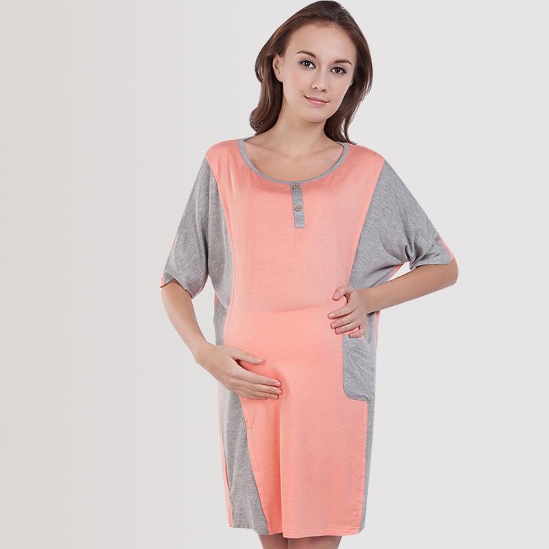 Resultado de imagem para camisola para maternidade 2016