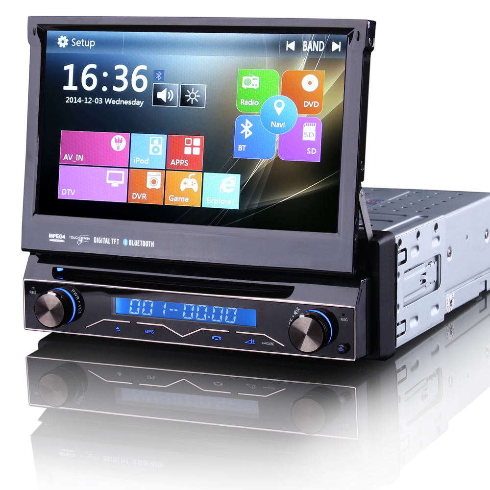 volsmart 7 inch android 5.1 1 car stereo manual