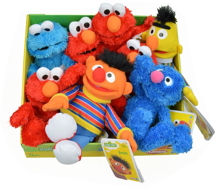 Sesame Street Elmo Toys : Pcs set elmo sesame street children stuffed plush toy