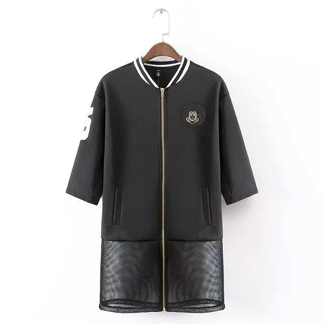 Aliexpress.com : Buy Hipster black baseball jacket winter bomber