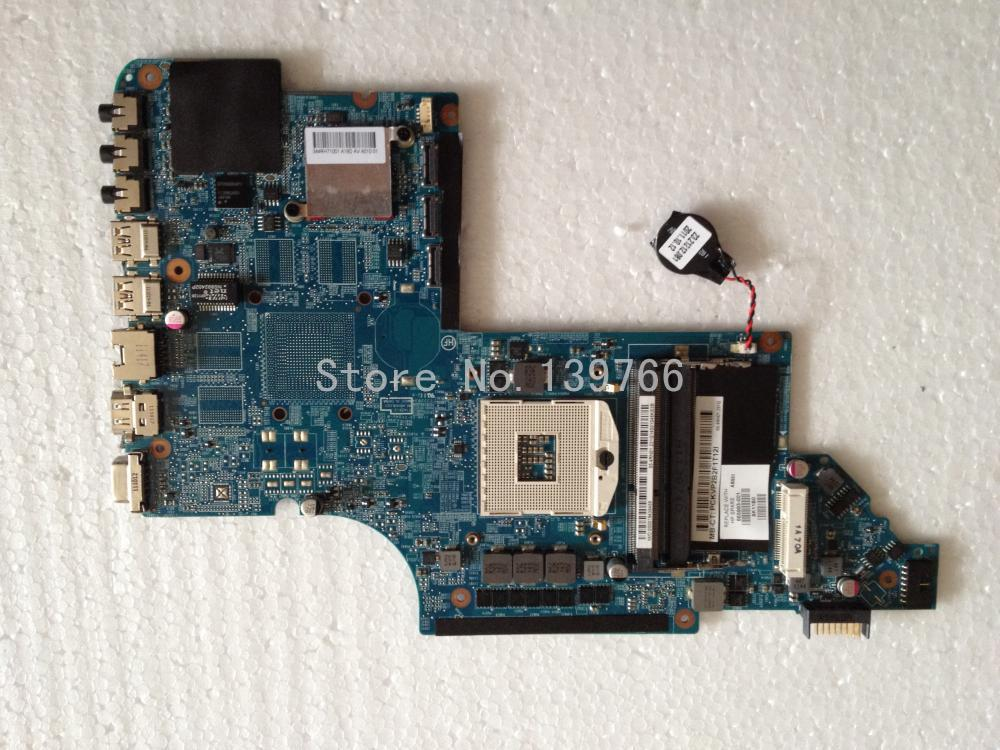 Notebook mainboard665993-001 for HP pavilion DV7 DV7-6000 motherboard with intel hm65 system board<br><br>Aliexpress