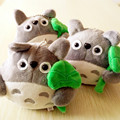 Super Kawaii Plumpy 12 11cm Lovely Plush Toy My Neighbor Totoro Plush Toy Lovely Doll Totoro
