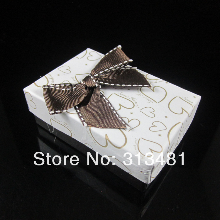 Wholesale Heart ring holder necklace display rack boxes 240pcs/lot  DR-WLY20<br><br>Aliexpress