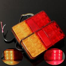 LED Rear Tail Brake Stop Light Indicator Lamp