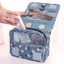 Organizador Organizer Bag In Double Zipper Portable Multifunctional Travel Pockets Handbag Storage Fadish Cosmetic Makeup Wash