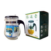 2014 new teapot,High boron silicon heat resistant glass,tea cup,Elegant glass teapot