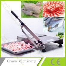 Frozen Chicken,fish,mutton roll,beef,meat ect food slicer; cutter machine(China (Mainland))