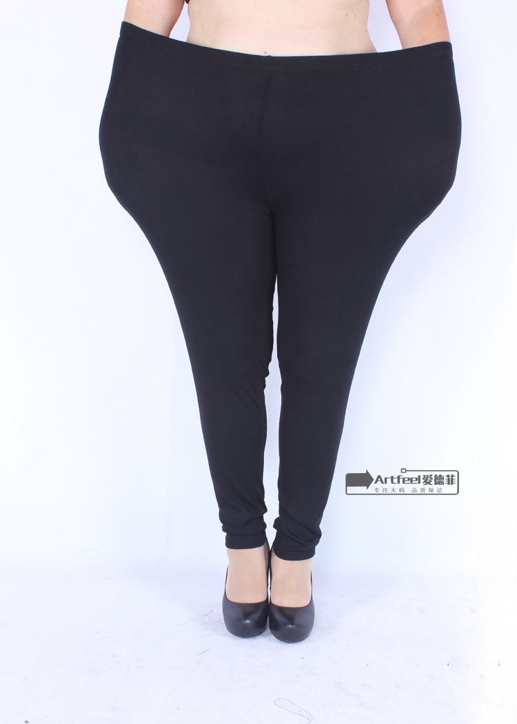 Plus Size Grey Leggings