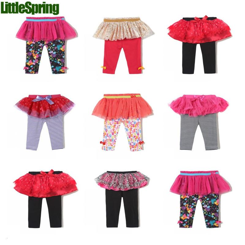 [해외]Summer Spring Fashion Girls Pants One Piece Leggin..